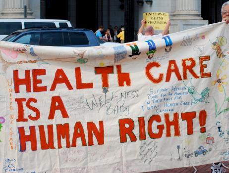 स्वास्थ्य का अधिकार