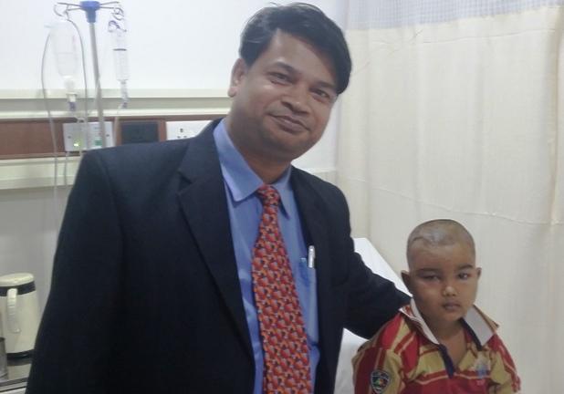 डॉ. मनीष कुमार, वरिष्ठ न्यूरो सर्जन