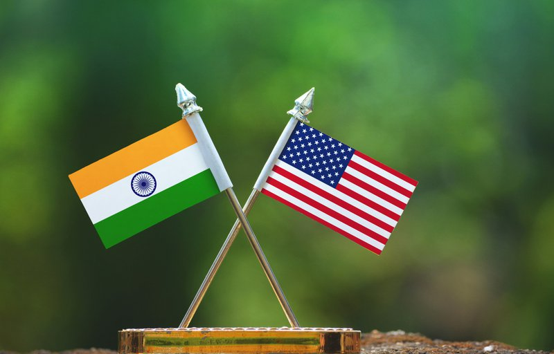 India-America then and now